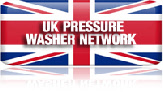 uk pressure washer logo